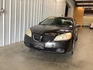 2008 Pontiac G6 Value Leader Sedan