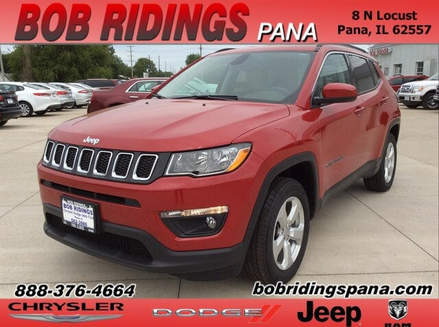 2018 Jeep Compass Latitude 4x4 / Tow Package SUV