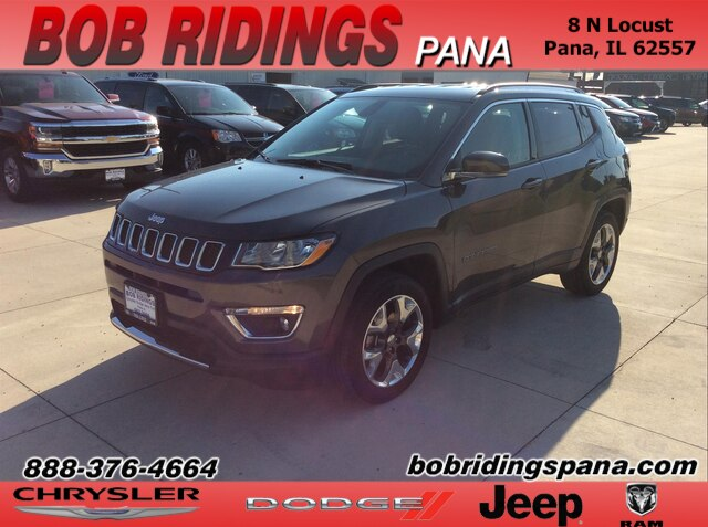 2019 Jeep Compass Limited Leather / Remote Start SUV