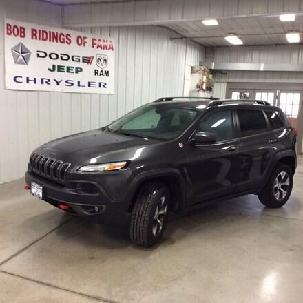 2017 Jeep Cherokee Trailhawk L Plus SUV