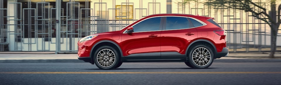 New 2020 Ford Escape For Sale in Jacksonville, IL