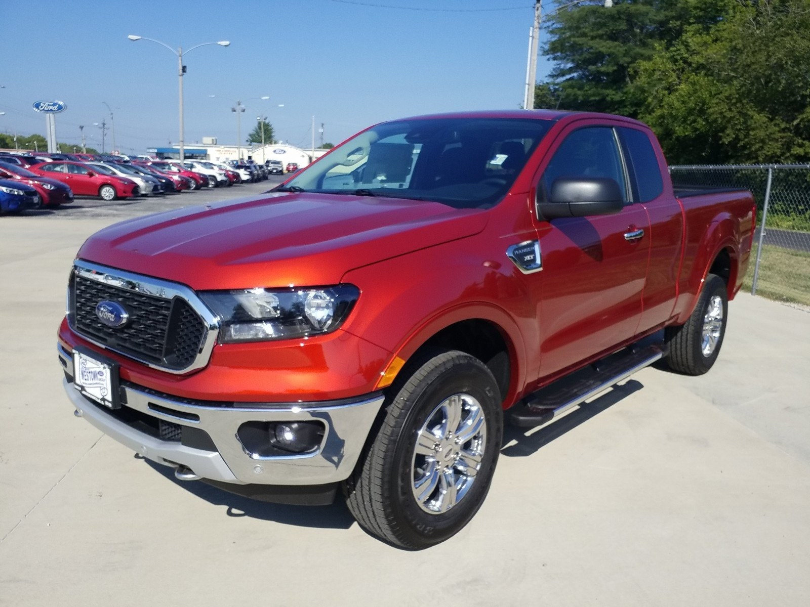 New 2019 Ford Ranger For Sale at Westown Ford   VIN
