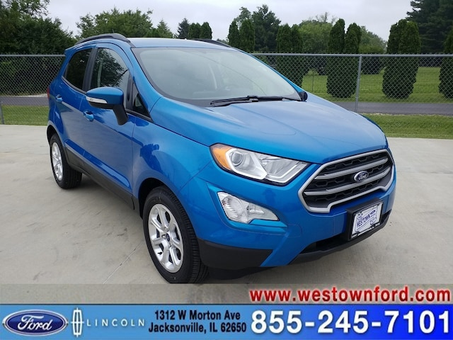 New Ford Inventory | Bob Ridings Westown Ford | Jacksonville IL