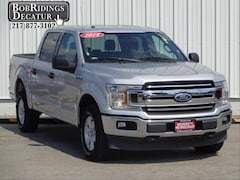 Used 2018 Ford F-150 XLT Truck