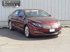 Used 2016 Lincoln MKZ Select AWD Sedan