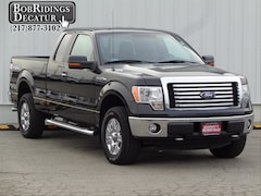 Used 2011 Ford F-150 4x4 Super Cab XLT Truck