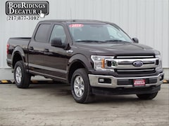 Used 2018 Ford F-150 4x4 Supercrew XLT Truck