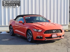 Used 2015 Ford Mustang V6 Convertible