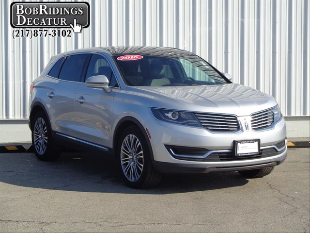 2016 Lincoln MKX Reserve AWD SUV
