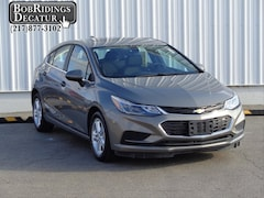Used 2017 Chevrolet Cruze LT Hatchback