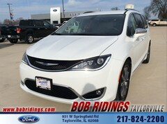 2019 Chrysler Pacifica Limited 3rd Row Van Passenger Van