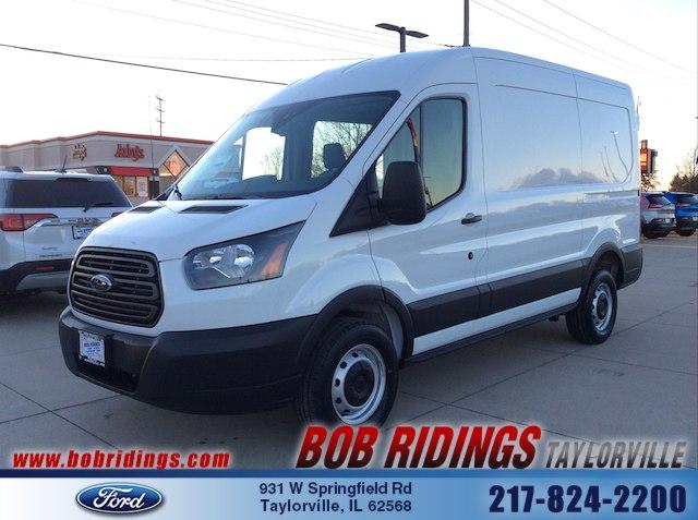 2019 Ford Transit-250 w/Sliding Pass-Side Cargo Door Van Medium Roof Cargo Van