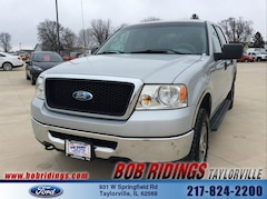 2008 Ford F-150 SuperCrew XLT 4x4 Truck SuperCrew Cab