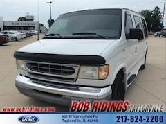 2001 Ford E-150 Recreational Van Cargo Van