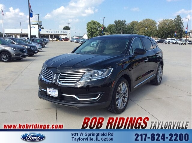 2017 Lincoln MKX Reserve AWD w/Nav & Moonroof SUV