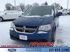 2011 Dodge Grand Caravan Mainstreet 3rd Row Van
