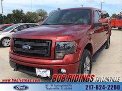 2014 Ford F-150 FX4 4x4 Truck SuperCab Styleside