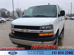 2019 Chevrolet Express 3500 LT Van Extended Passenger Van