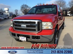2005 Ford F-350 XL 4x4 Truck Super Cab