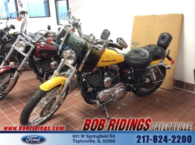 2006 Harley Davidson Sportster