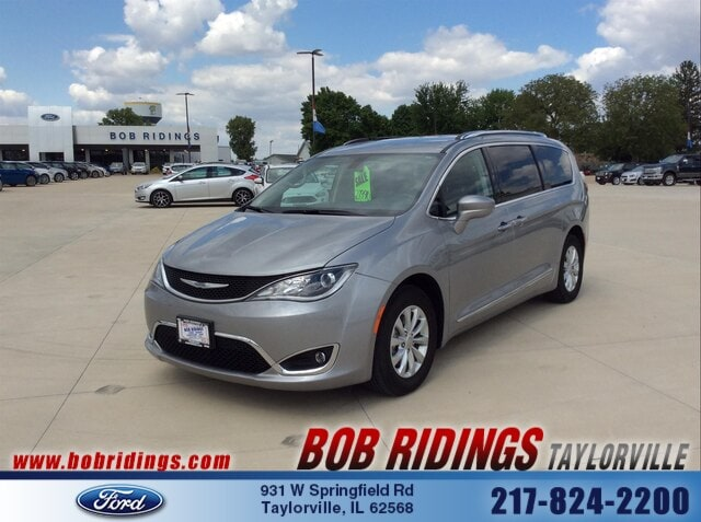 Bob Ridings Taylorville >> Used 2018 Chrysler Pacifica For Sale At Bob Ridings