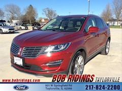 2016 Lincoln MKC Reserve AWD w/Nav & Moonroof SUV