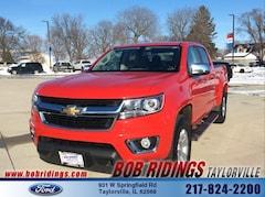 2015 Chevrolet Colorado LT 4x4 Truck Crew Cab