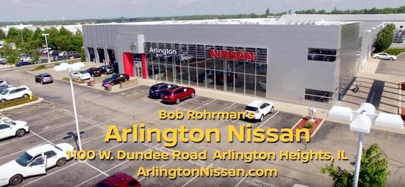 Arlington Heights Nissan >> Arlington Heights Nissan Dealer About Arlington Nissan