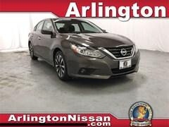 Certified 2017 Nissan Altima 2.5 Sedan in Arlington Heights, IL