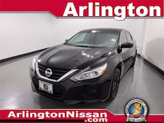 Certified 2018 Nissan Altima 2.5 S Sedan in Arlington Heights, IL