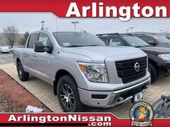 New 2020 Nissan Titan SV Truck in Arlington Heights, IL