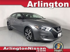 Certified 2018 Nissan Maxima 3.5 S Sedan in Arlington Heights, IL