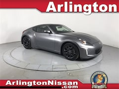2018 Nissan 370Z Touring Coupe