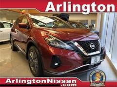 New 2020 Nissan Murano Platinum SUV in Arlington Heights, IL