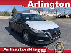 New 2020 Nissan Sentra S Sedan in Arlington Heights, IL