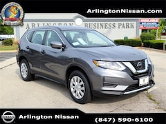 New 2020 Nissan Rogue S SUV in Arlington Heights, IL