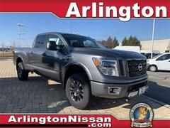New 2019 Nissan Titan XD PRO-4X Truck in Arlington Heights, IL