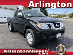 New 2019 Nissan Frontier SV Truck in Arlington Heights, IL