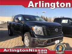 New 2019 Nissan Titan SV Truck in Arlington Heights, IL