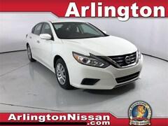 Used 2017 Nissan Altima 2.5 S Sedan in Arlington Heights, IL