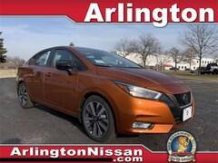 New 2020 Nissan Versa 1.6 SR Sedan in Arlington Heights, IL