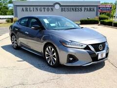 New 2020 Nissan Maxima Platinum Sedan in Arlington Heights, IL