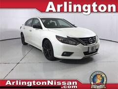 Used 2017 Nissan Altima 2.5 SR Sedan in Arlington Heights, IL