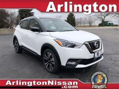 New 2020 Nissan Kicks SR SUV in Arlington Heights, IL