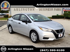 New 2020 Nissan Versa 1.6 S Sedan in Arlington Heights, IL