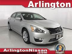 Used 2013 Nissan Altima 2.5 S Sedan in Arlington Heights, IL