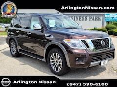 New 2020 Nissan Armada SL SUV in Arlington Heights, IL