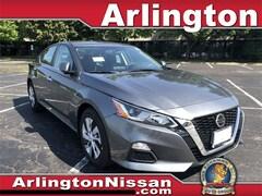 New 2020 Nissan Altima 2.5 S Sedan in Arlington Heights, IL