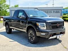 New 2020 Nissan Titan PRO-4X Truck in Arlington Heights, IL