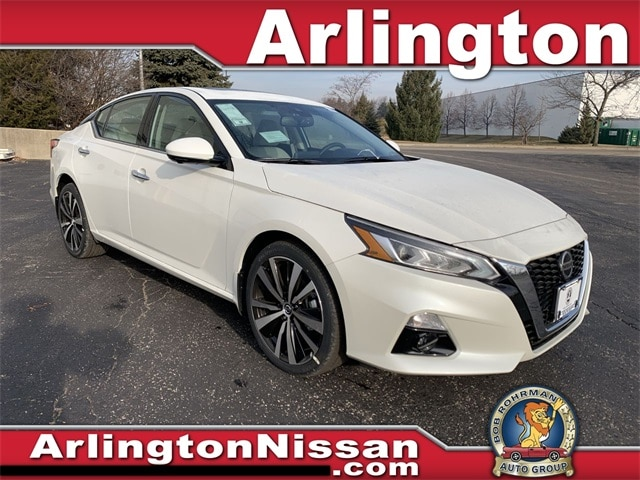 Arlington Heights Nissan >> New Nissan Vehicles For Sale At Arlington Heights Il